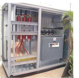 Trạm biến áp hợp bộ Kios công suất 160 - 2500 kVA