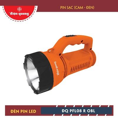 Đèn Pin Điện Quang ĐQ PFL08 R OBL