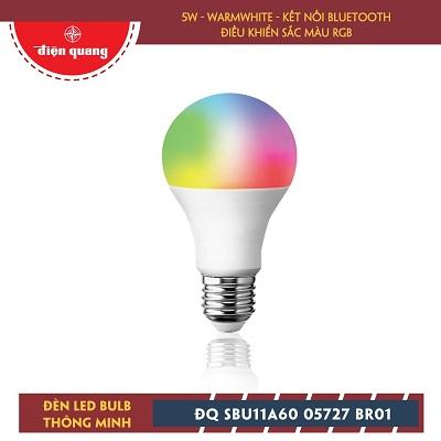 Đèn LED bulb thông minh Điện Quang Apollo ĐQ SBU11A60