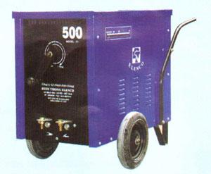 Máy hàn hồ quang 300 đến 500 MODEL