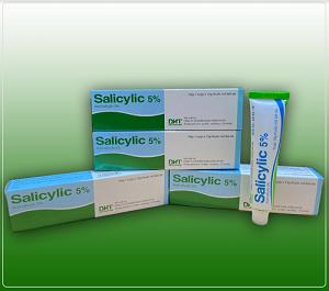 Thuốc Mỡ Salicylic