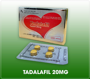 Thuốc Tadalafil