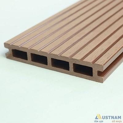 Tấm sàn gỗ nhựa ngoài trời