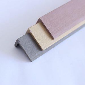 Thanh nẹp gỗ nhựa đa năng