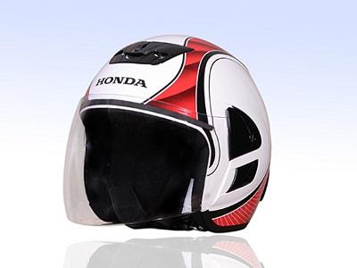 Mũ bảo hiểm cả đầu Honda