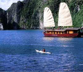 Tour Hạ Long - Cát Bà 3 ngày 2 đêm