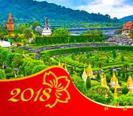 Tour Thái Lan - Khám phá xứ sở chùa vàng