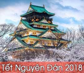 Tour Nhật Bản - Du xuân xứ sở Phù Tang