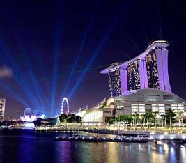 Tour Singapore - Khám phá đảo quốc sư tử