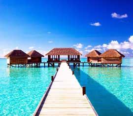 Tour Maldives - Nơi tình yêu thăng hoa