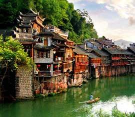 Tour Trung Quốc: Khám phá Nga Mi sơn - Tùng Bình câu