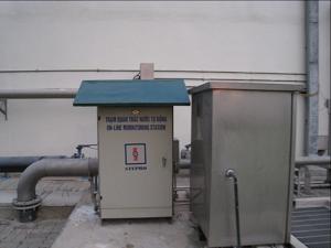 Trạm Quan Trắc Tự Động Chất Lượng Nước