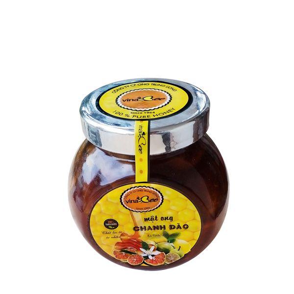Mật ong chanh đào