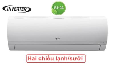 Điều Hòa LG 2 Chiều 24.000BTU Inverter B24END