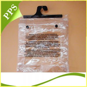 Túi hộp PVC có móc treo 1106