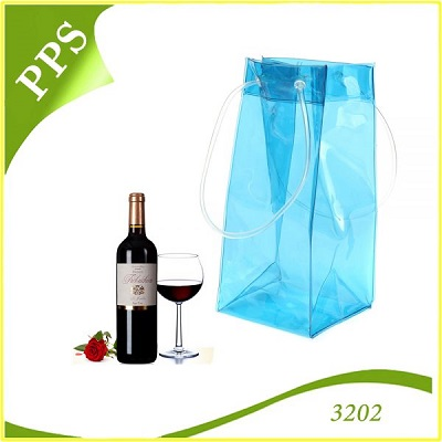 Túi nhựa PVC đựng rượu 3202