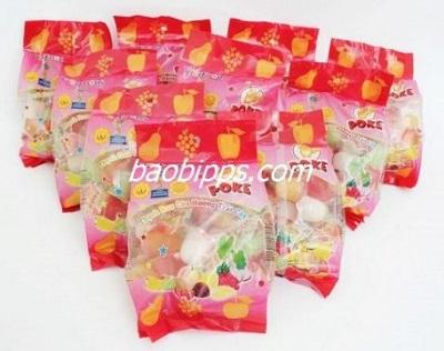 Túi nhựa PVC đựng thực phẩm 3301