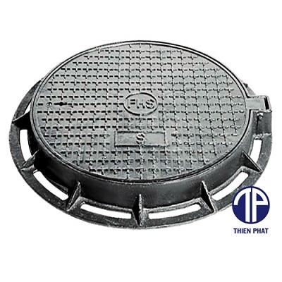 Bộ khung tròn nắp tròn TP-KTNT-07