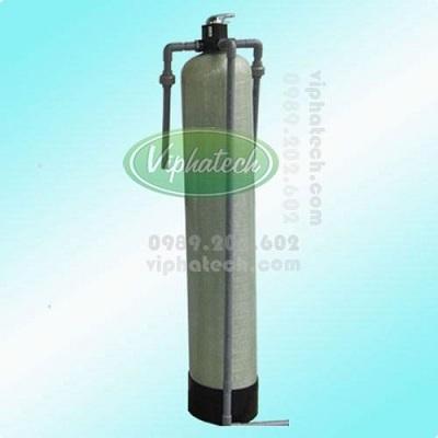 Cột lọc xử lý nước giếng