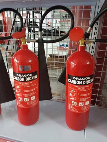 Bình chữa cháy khí CO2 5 kg MT5