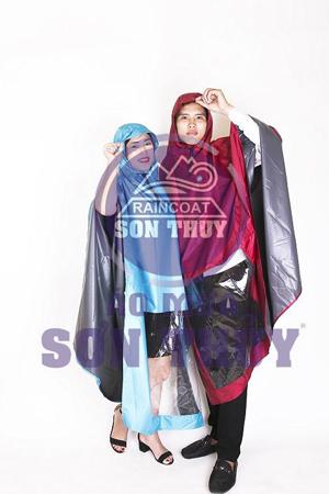 Áo mưa choàng K24