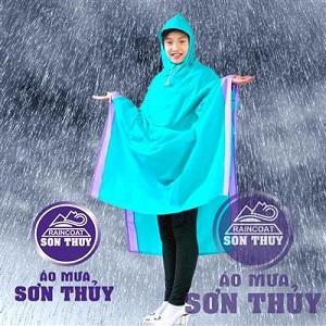 Áo mưa teen