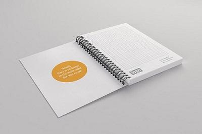 Thiết kế và in ấn sổ tay, sổ ghi chú