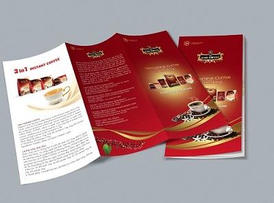 Thiết kế và in ấn brochure