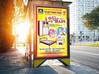Thiết kế và in ấn poster