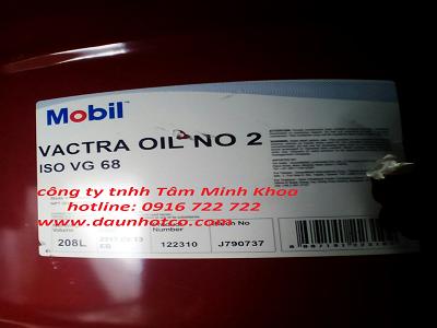 Dầu rãnh trượt Mobil Vactra Oil No 2