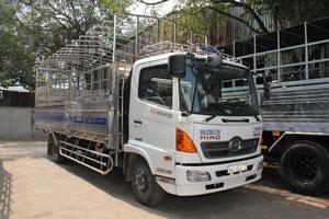 Máy lạnh ô tô HINO FC