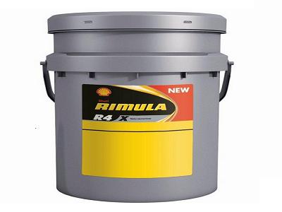 Dầu động cơ Shell Rimula R4 X 15W40