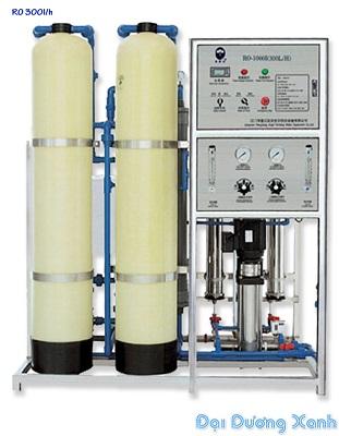 Dàn lọc nước tinh khiết RO 300 Lh