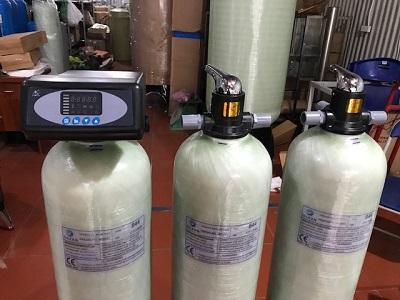 Hệ thống lọc và xử lý nước giếng khoan gia đình CTH C-3-200 AUTO