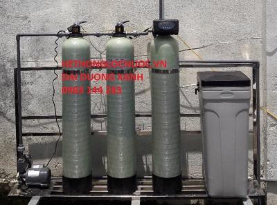 Hệ thống lọc và xử lý nước máy dành cho gia đình CTH 0844 C
