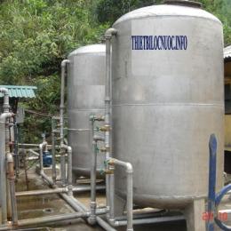 Hệ thống lọc và xử lý nước cấp công nghiệp DX-NC1000