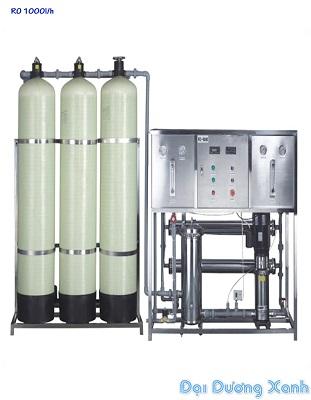 Dàn lọc nước tinh khiết RO 1000 Lh
