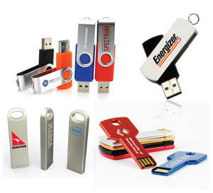 USB kim loại xoay