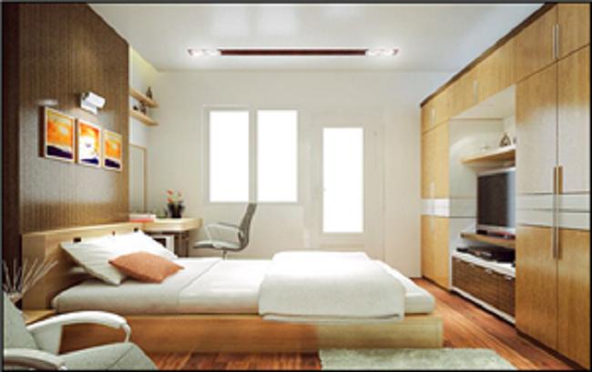 Dịch vụ thiết kế, thi công nội thất phòng ngủ
