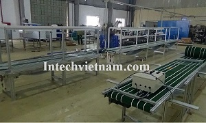 Hệ thống băng tải PVC