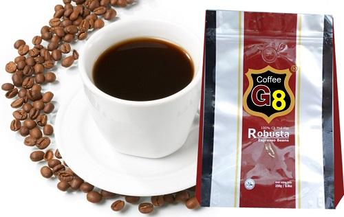 Cà phê Robusta hạt