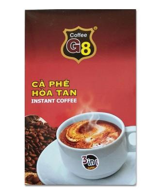 Cà phê hòa tan 3in1