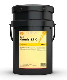 Dầu Bánh Răng Shell Omala