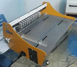 Máy cắt demi decal để bàn DC400