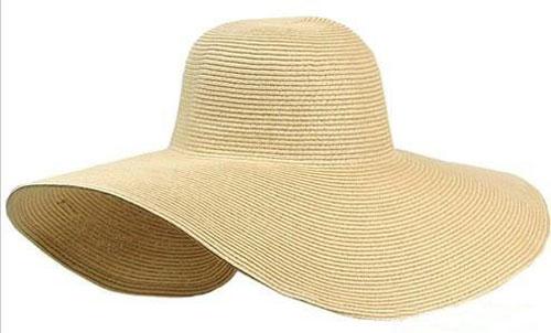 Mũ rộng vành - mũ đi biển