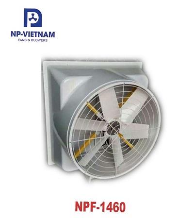 Quạt hút công nghiệp Composite NPF 1460