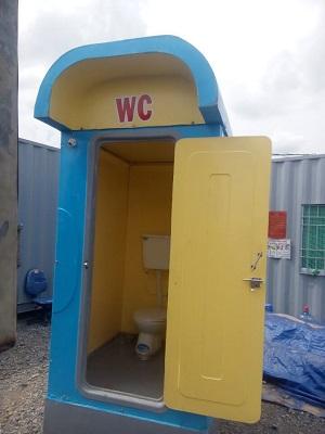 Nhà vệ sinh 1 phòng di động