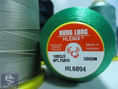 Chỉ may continuos filament HL ENIX