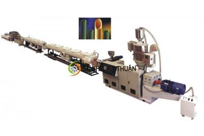 Máy sản xuất ống nhựa  PPR , PE-RT, HDPE