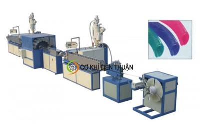 Dây chuyền sản xuất ống lưới